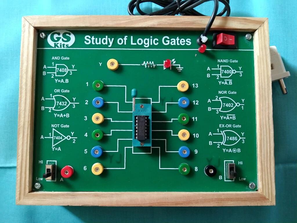 دانلود جزوه مدار منطقی – جزوات و منابع درس مدار منطقی