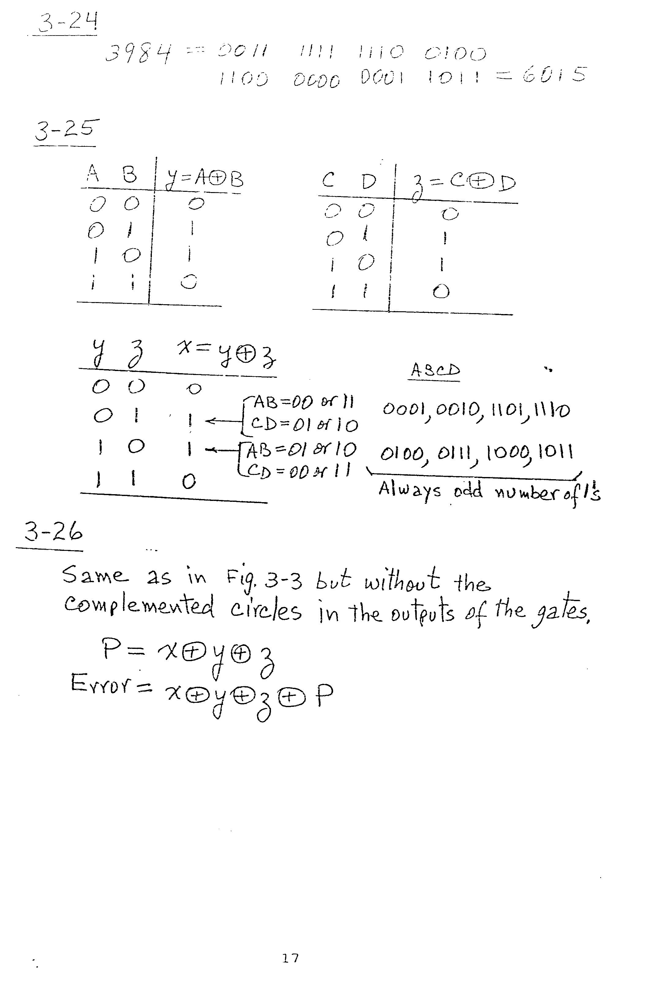 کتاب حل المسائل طراحی دیجیتال (مدار منطقی) نویسنده موریس مانو