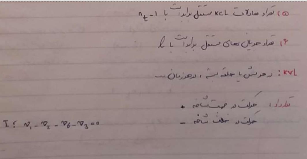 جزوه مدار دو میرمحسنی