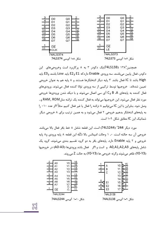 جزوه میکروپروسسور شریف