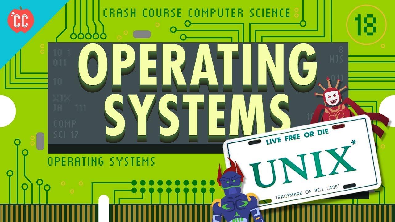 دانلود جزوه سیستم عامل – جزوات و منابع درس سیستم عامل